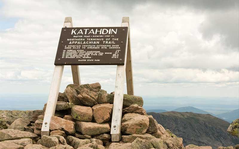 Mount Katahdin - Maine