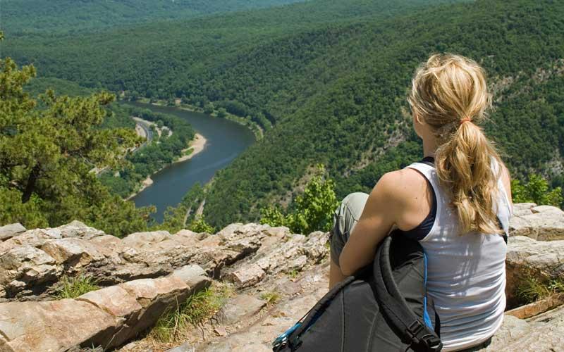 Solo Hiking the Appalachian Trail as a Woman