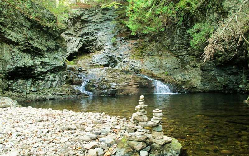 Dunn Falls Trail
