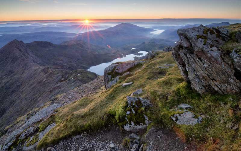 Mount Snowdon - Wales