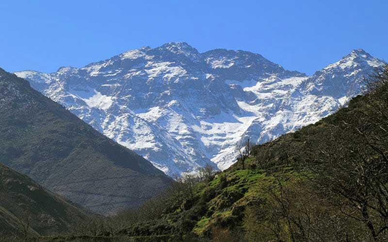 Mount Toubkal - Morocco