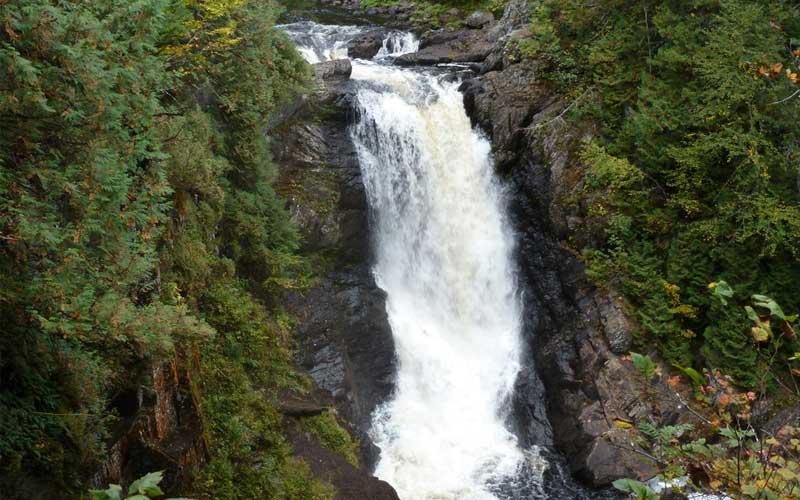 Moxie Falls Trail