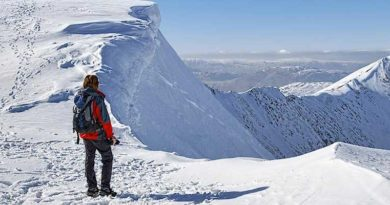 Best Mountains to Climb in the UK
