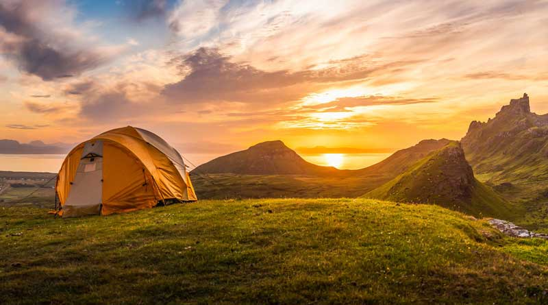 Best Tents for Queen Size Air Mattresses