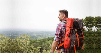 Where Should a Backpack Sit on your Back?