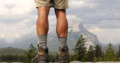 How to Wear Hiking Boots with Shorts