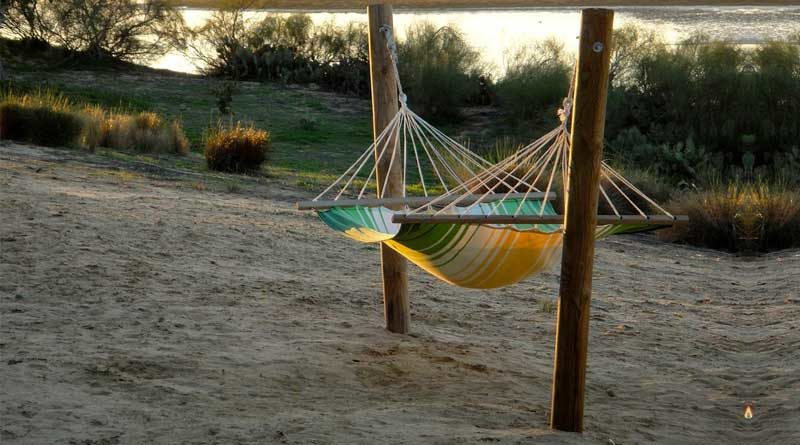 How to Hang a Hammock with Posts?
