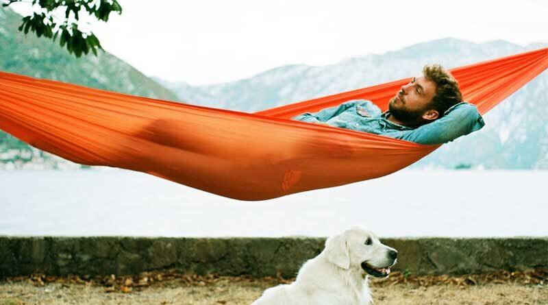 How to Sleep Comfortably in a Hammock?
