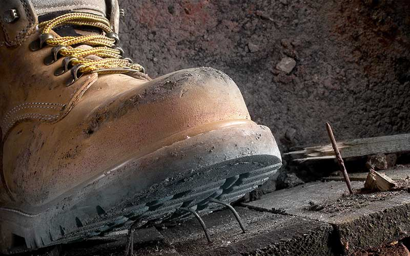 Outsole and Traction