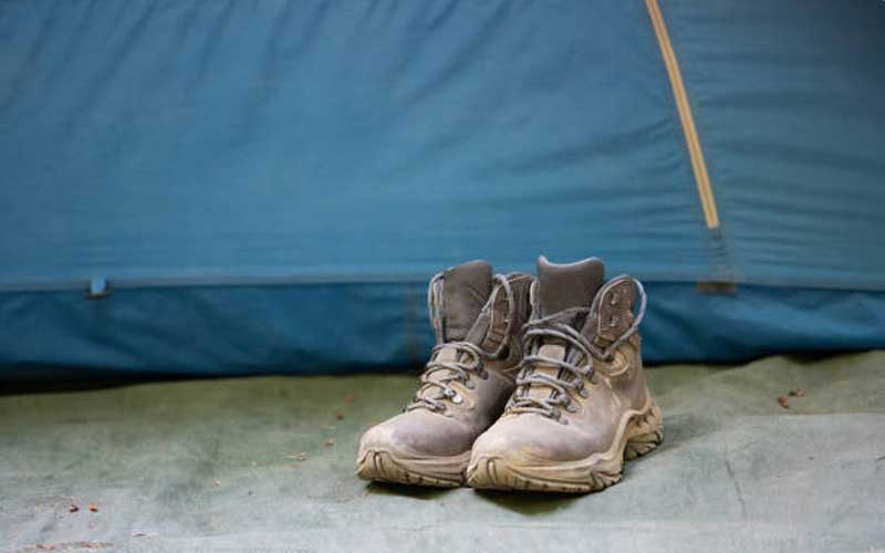 Should you Hike in Work Boots?