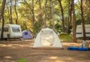 Can you Tent Camp in an RV Spot?