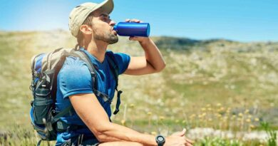 How Much Water Do You Need For A Day-Hike?